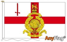 ROYAL MARINES RESERVE LONDON   ANYFLAG RANGE - VARIOUS SIZES